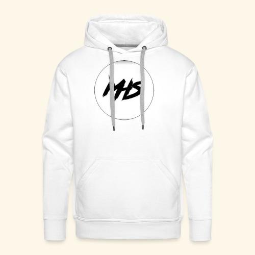 MHS Watermerk - Mannen Premium hoodie