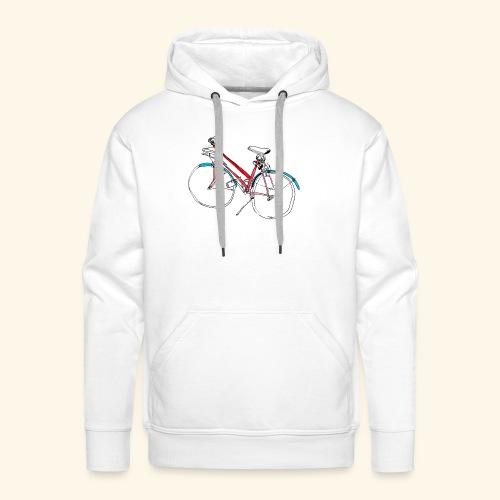 Bicycle Lovers - Männer Premium Hoodie