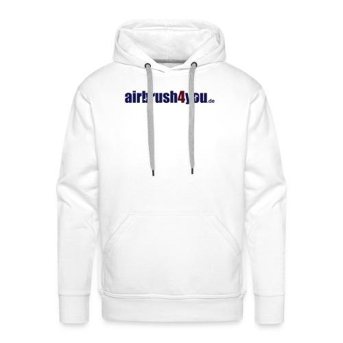 airbrush4you.de - Männer Premium Hoodie