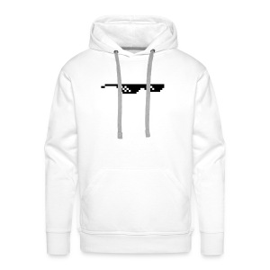 Thug Life Cool Glasses PNG - Mannen Premium hoodie