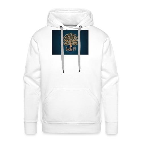 BodhiTV Pet - Mannen Premium hoodie