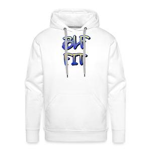 Blf Fit - Sweat-shirt à capuche Premium pour hommes
