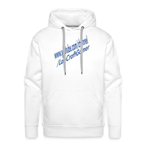 Delux LanCraftGamer Clothes/Accessories - Premiumluvtröja herr