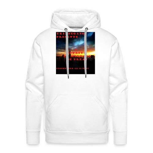 TRIADE GANG - Sweat-shirt à capuche Premium pour hommes