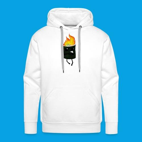Die coole Sushirolle 2.0 - Männer Premium Hoodie