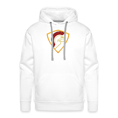 Logo sans Typographie - Sweat-shirt à capuche Premium pour hommes
