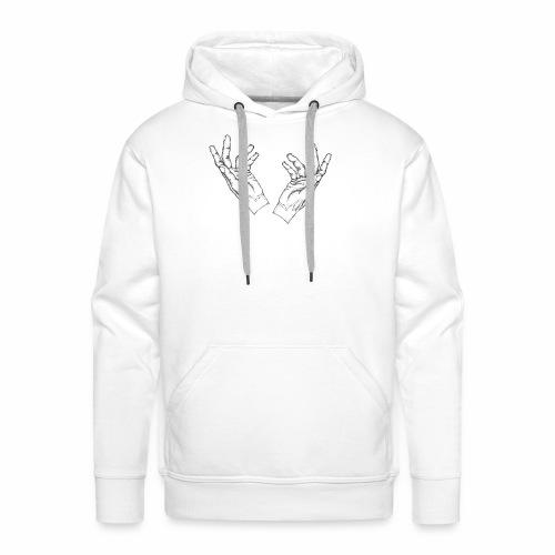 Let's play - Sweat-shirt à capuche Premium pour hommes