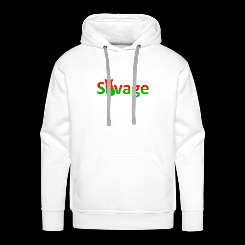 Savage Christmas Edition - Men's Premium Hoodie