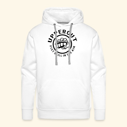 Collection Circle Uppercut© - Sweat-shirt à capuche Premium pour hommes