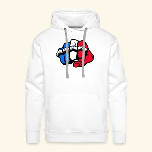 Collection Flag Uppercut© - Sweat-shirt à capuche Premium pour hommes