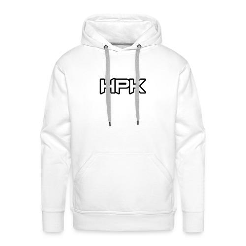 Het play kanaal logo - Mannen Premium hoodie