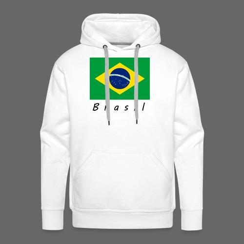Brasil - Männer Premium Hoodie