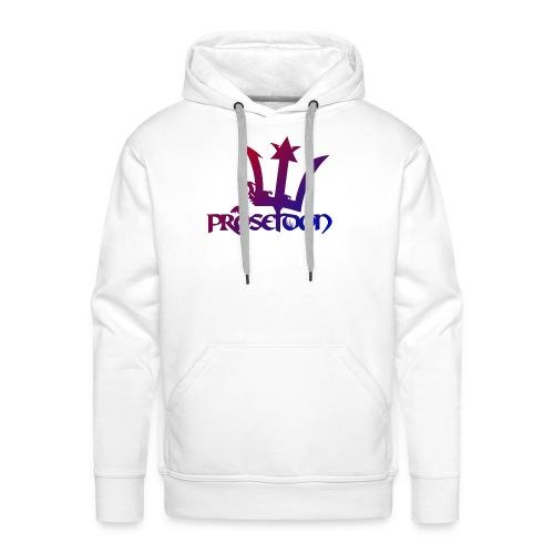 Proseidon Logo Original Colours - Männer Premium Hoodie