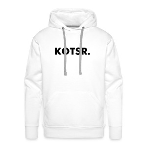 kotsr. - Mannen Premium hoodie