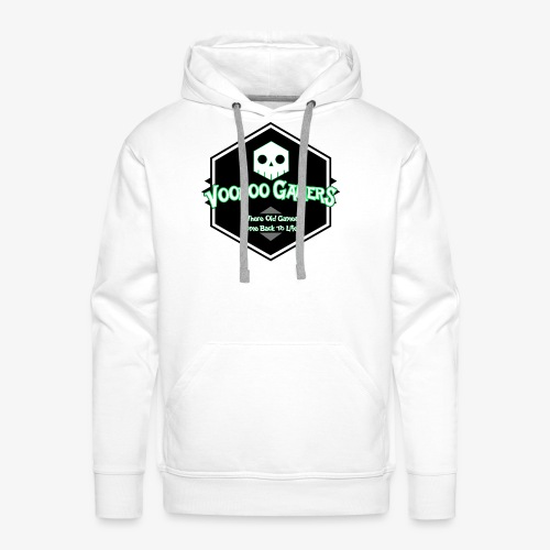 Show your Voodoo Gaming Retro Love! - Men's Premium Hoodie