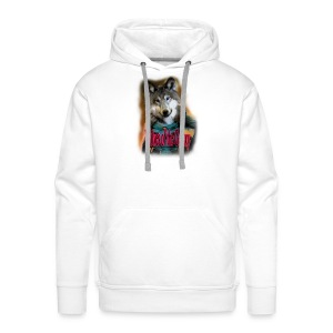 Wolves of the Galaxy - Men's Premium Hoodie