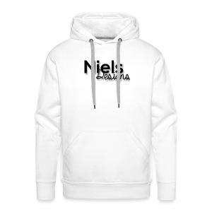 NDBLACK - Mannen Premium hoodie