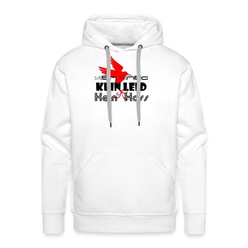 KeinKrieg,KeinLeid,KeinHass - Männer Premium Hoodie