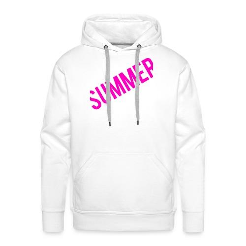 Summer - Männer Premium Hoodie