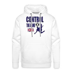 Control the game national Team England 2018 - Men's Premium Hoodie