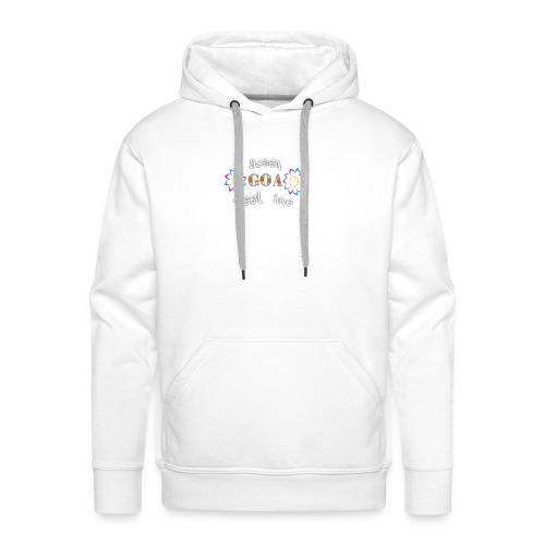 Goa love Damen - Männer Premium Hoodie