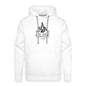 CLIFF EDGE - Männer Premium Hoodie