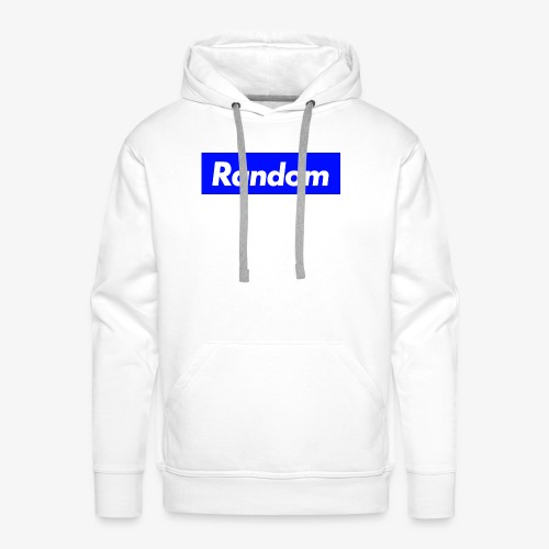 Random - Männer Premium Hoodie