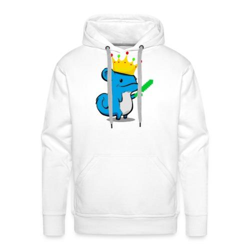 hybridefishy // Sweater (Big Logo) - Premium hettegenser for menn