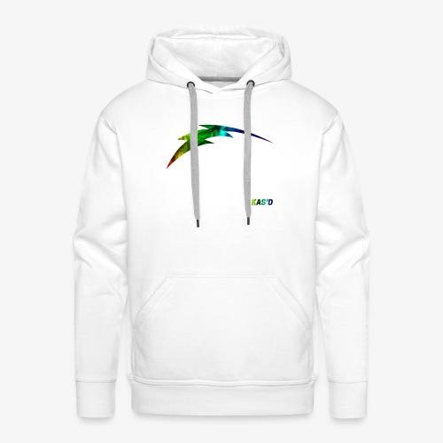 Kas'D | Marble Fade - Sweat-shirt à capuche Premium pour hommes