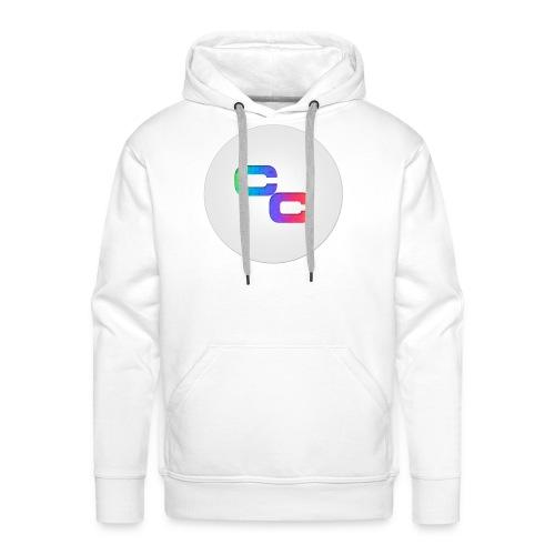 Callum Causer Rainbow - Men's Premium Hoodie