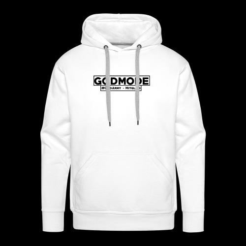 #GodArmy-Mitglied - Männer Premium Hoodie