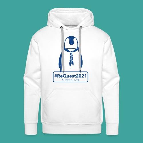 Kent Scouts #ReQuest2021 Antarctica Expedition - Men's Premium Hoodie