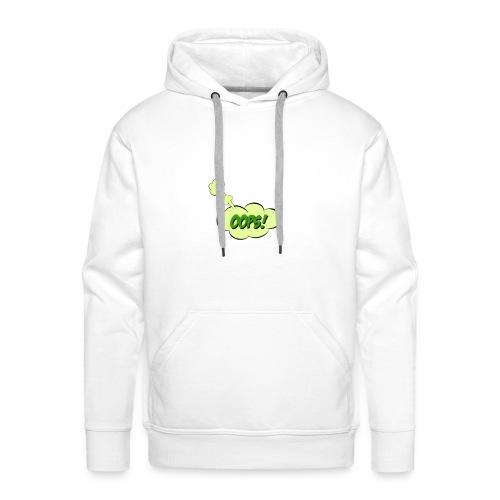 OOPS! - Men's Premium Hoodie
