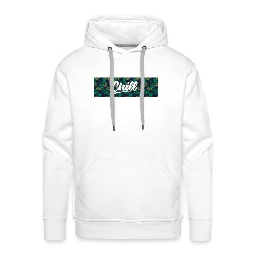 #Chill 6 - Sweat-shirt à capuche Premium pour hommes