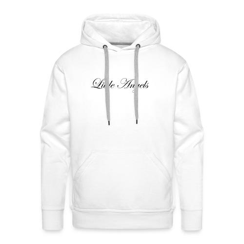 Little Angels - Mannen Premium hoodie