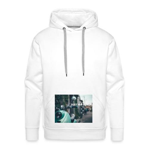 KEMOT_ - Bluza męska Premium z kapturem