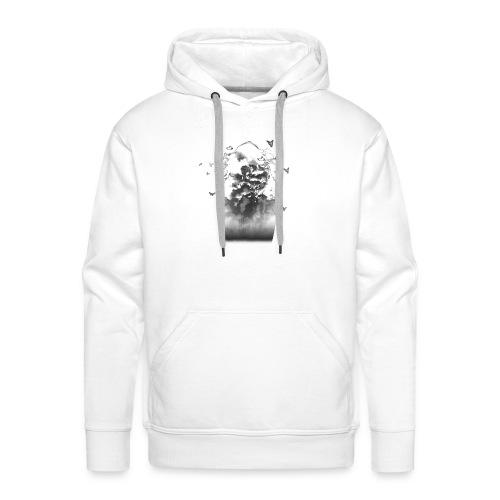 Verisimilitude - T-shirt - Men's Premium Hoodie