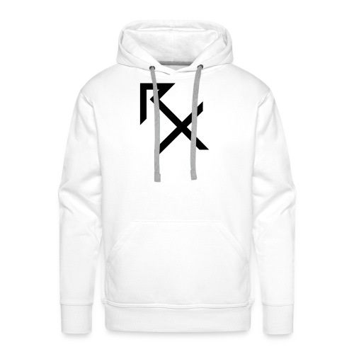 RX Black - Männer Premium Hoodie