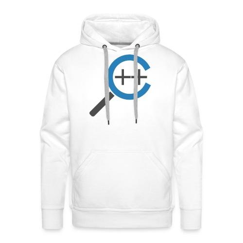 C++ Insights Logo - Männer Premium Hoodie