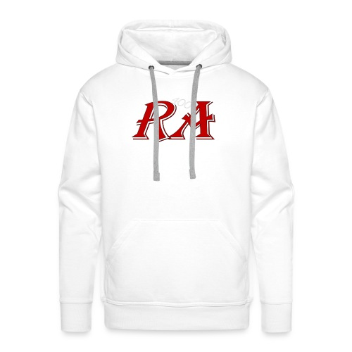 Mannen sweater RA4004 - Mannen Premium hoodie