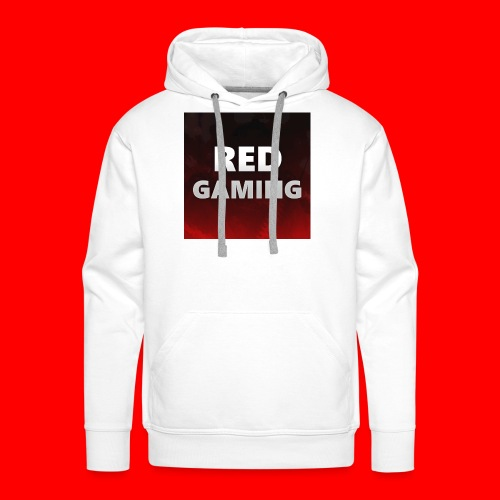 RED DESIGN - Men's Premium Hoodie
