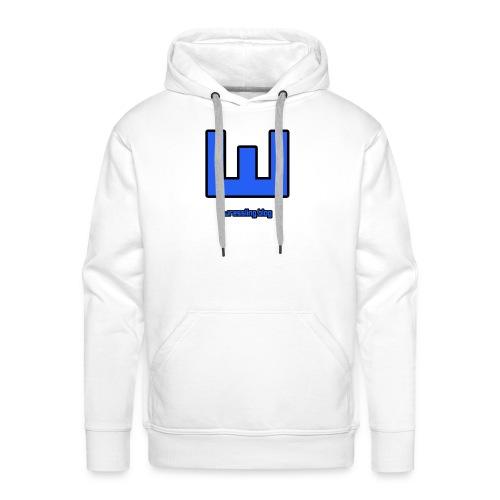 NEW Wressling Logo - Men's Premium Hoodie