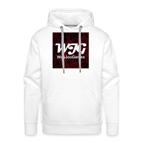 T-shirt WJG logo - Mannen Premium hoodie
