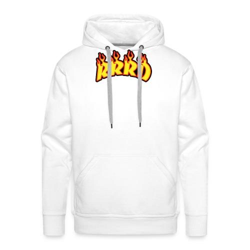 rrrd - Sweat-shirt à capuche Premium pour hommes
