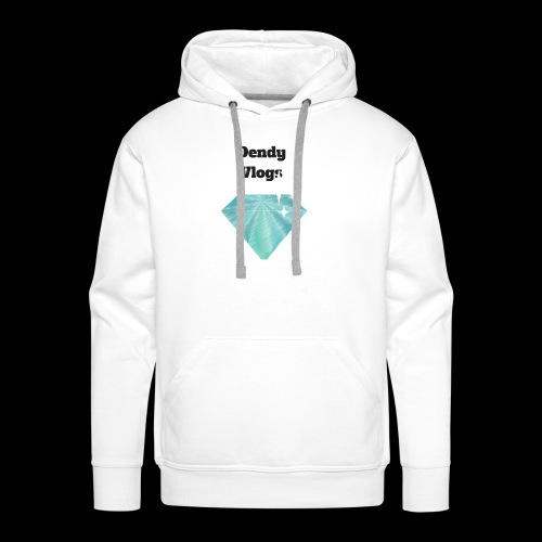 DendyVlogs Diamond Merch - Men's Premium Hoodie