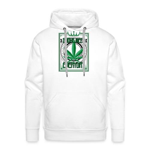 Marijuana Smoke Weed Everyday - Männer Premium Hoodie