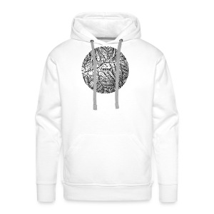 Tee Tree Mind Map - Men's Premium Hoodie