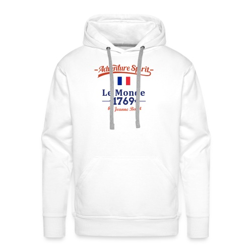 Adventure Spirit France - Männer Premium Hoodie