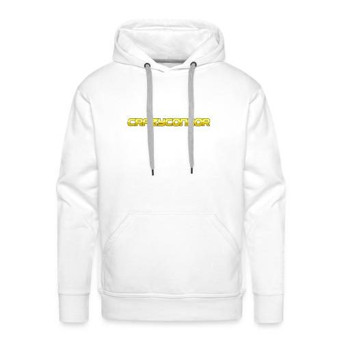 crazyconnor t shirts and hoodies - Men's Premium Hoodie