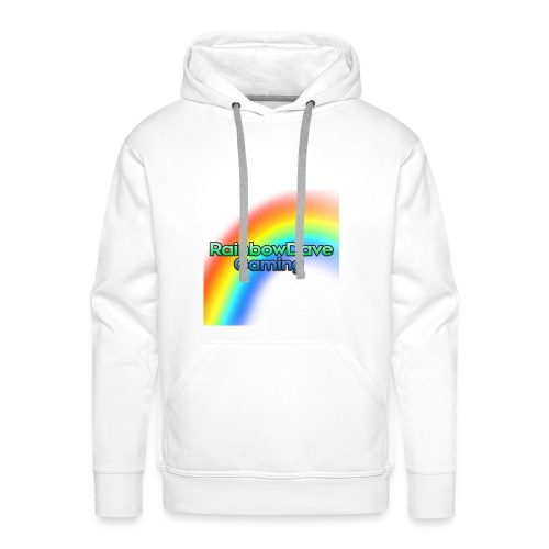 RainbowDave Gaming Logo - Men's Premium Hoodie